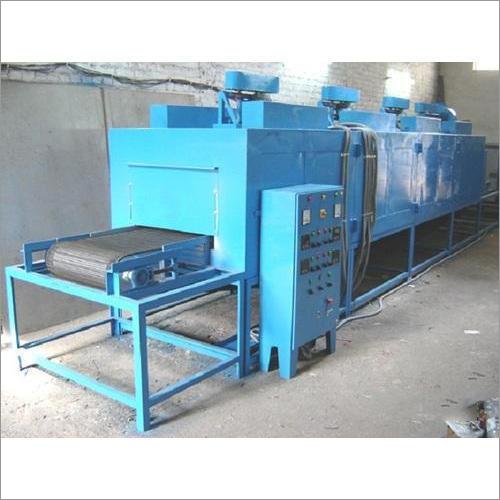 Ir Conveyor Oven