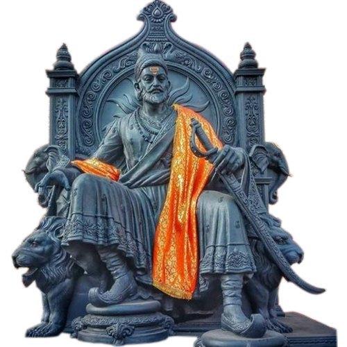 Indian Marble Shiva Ji Bust Statue