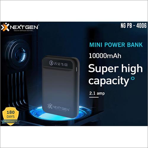 Mini 10000 mAH Powder Bank