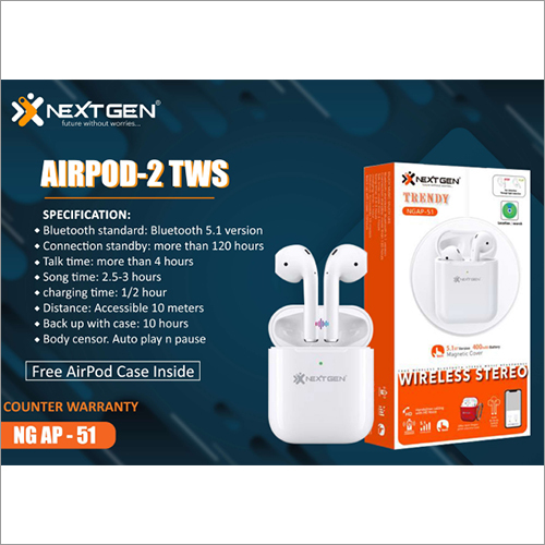 Full Sensor Support Wireless Airpod