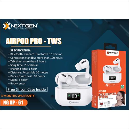 Full Sensor Support Airpod Pro