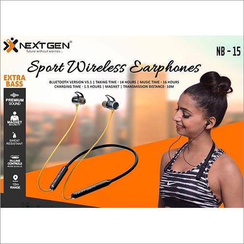 Sport Wireless Earphones