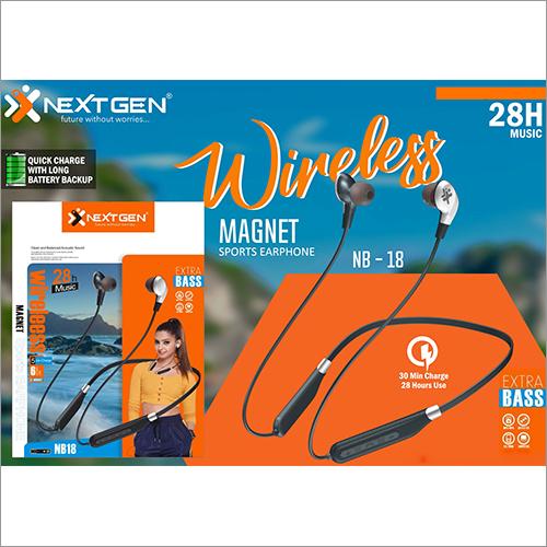 Magnet Sport Wireless Earphones