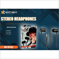 TP Wire Stereo Headphone