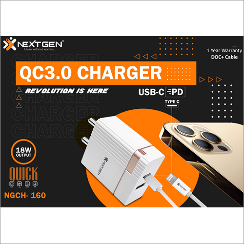 3.0 PD Charger