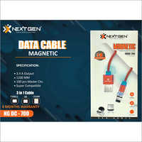 3.4 AMP Magnetic Data Cable