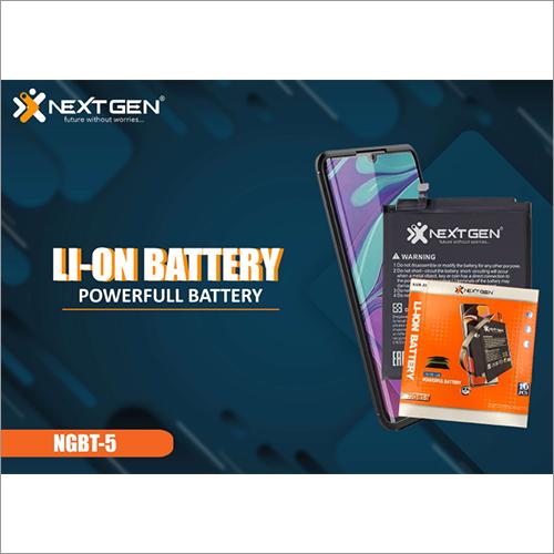 Polymer Batteries