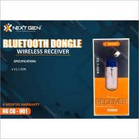 Car BT Receiver Metal Bluetooth Dongle