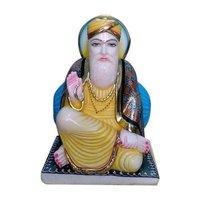 Marble Gurunank Statue