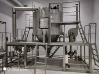 Pilot Scale Spray Drying Plant