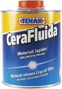 Tenax Natural Stone Liquid Wax cera fluida