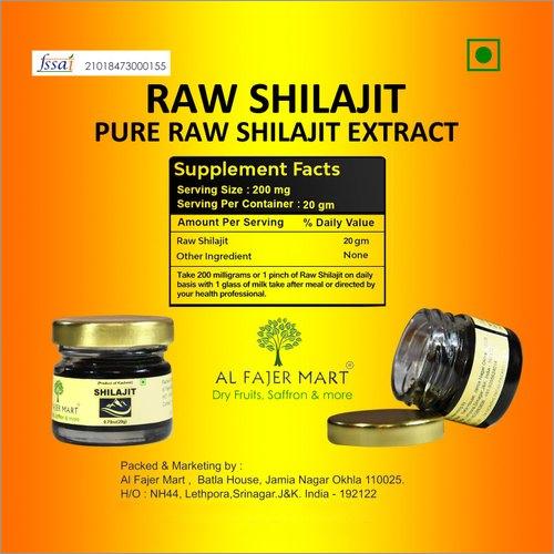 Pure Himalayan Shilajit Extract Grade A