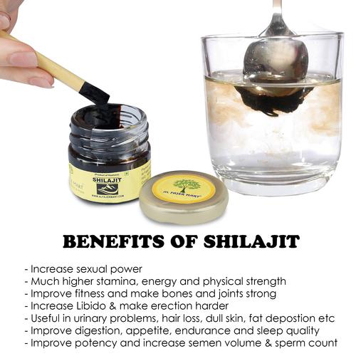 Pure Shilajit Resin
