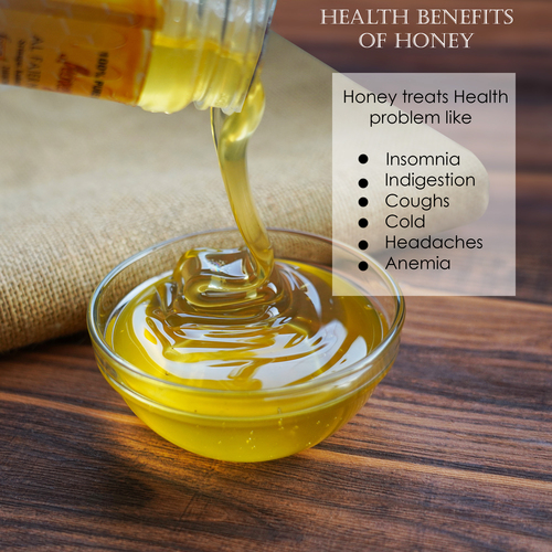 Natural Kashmir Honey