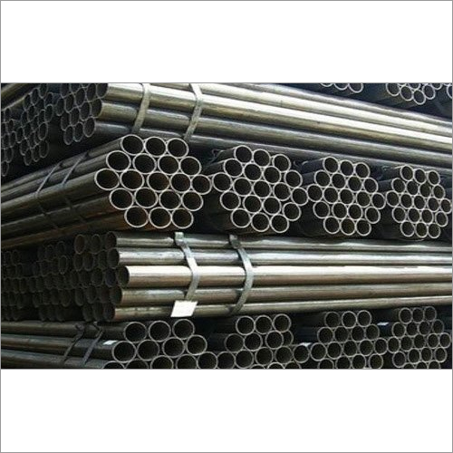 MS Round Pipe And Tubes