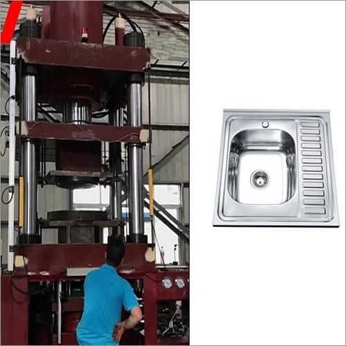 Kitchen Sink Pressing Machine