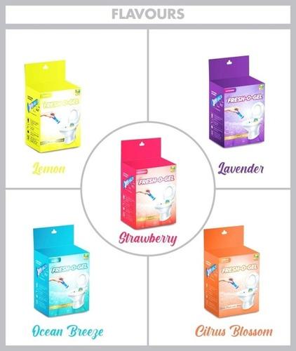 Fresh-o-gel- Toilet Cleaning Gel(5 Flavours)