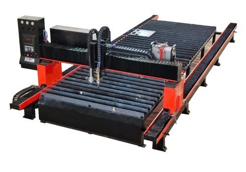 FLASH CUT CNC OXY FULE AND PLASMA CUTTING MACHINE