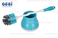 Richline Round Toilet Brush With Container