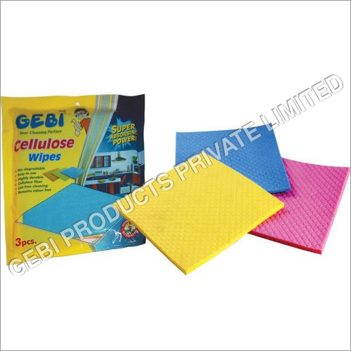 Cellulose Wipes