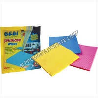 Cellulose Wipes - 3 Pc Pack