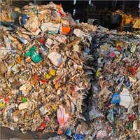 Plastic HDPE Scrap