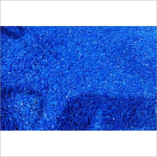 HDPE Blue Drum Regrind