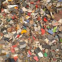 Plastic Scrap Road Waste