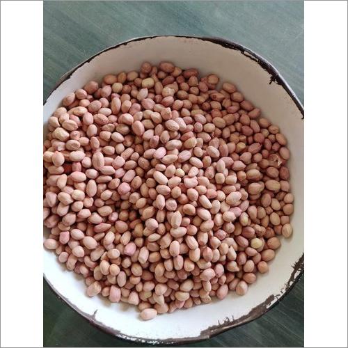Raw Red Peanut