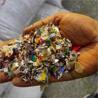 Multiple plastic waste