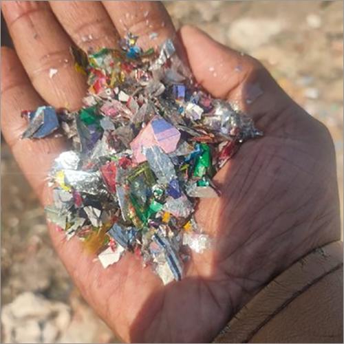 Multicolor Waste Plastic Bt Road