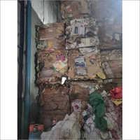 Scrap Corrugated Boxes