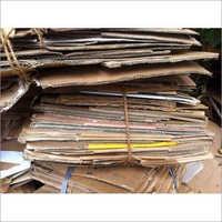 Craft Paper Corrugated Box Scrap