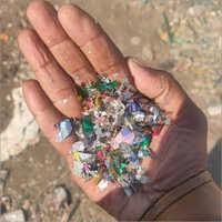 Plastic Waste Grinding Scrap