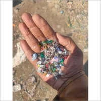Multicolor LD Road Waste Plastic
