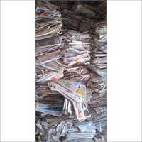Old Newspaper Waste