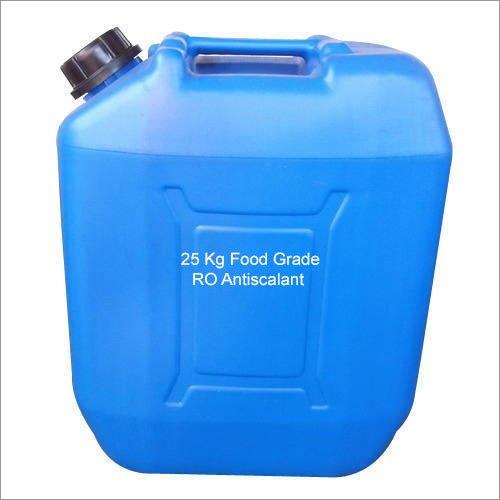 25 Kg Food Grade RO Antiscalant Chemical