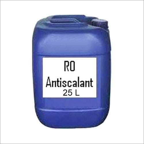 25 L Industrial Grade RO Antiscalant Chemical