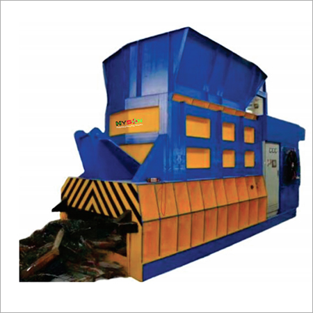 Horizontal Container Shear