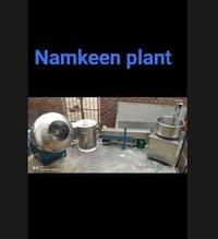Namkeen Making plant