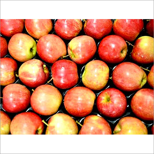 Natural Red Gold Apple