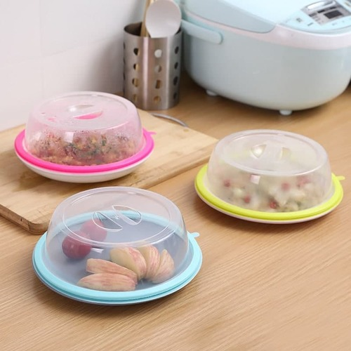 Plastic Microwave Dome Silicone Food Cover
