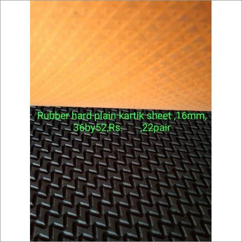 Kartik Plain Natural Rubber Sole Sheet