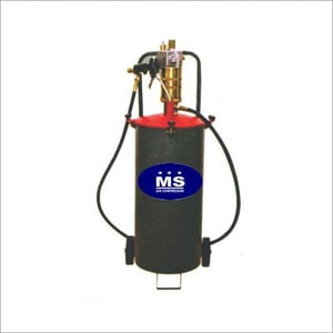 25 KG Air Operated Grease Pump