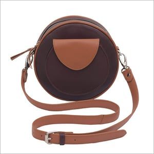 Handcrafted Leather Sling Bag