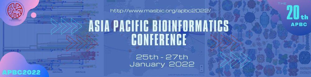 Asia Pacific Bioinformatics Conference ( apbc )