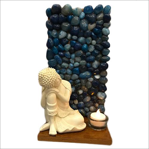 Handmade Decorative Buddha With Candle