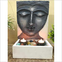 Buddha Table Decor With Candles