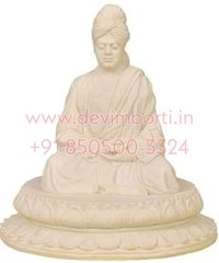 Marble Swami Vivakanand statue