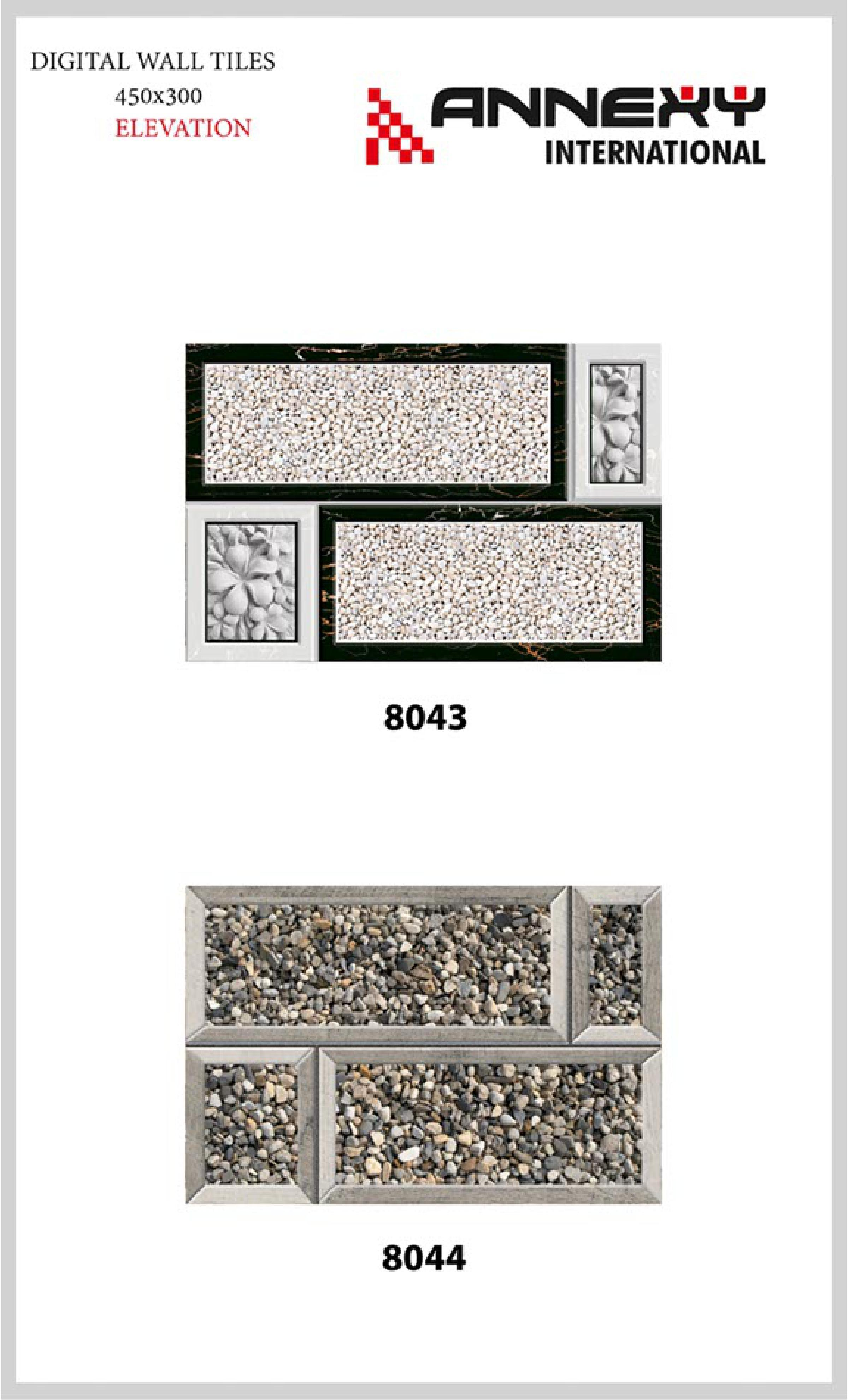 30x45 Leather Wall Tiles